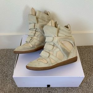 Isabel Marant Burt Sneaker